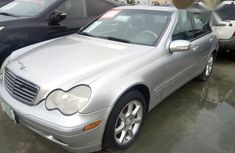 Mercedes-Benz E320 2003 Silver for sale