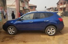 Nissan Rogue 2010 Blue for sale