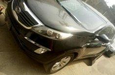 Kia Sportage 2012 Black for sale