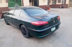Peugeot 607 2009 Green for sale