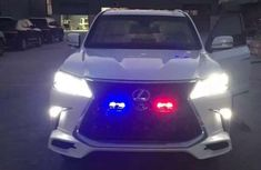 Bullet proof lx570 for sale