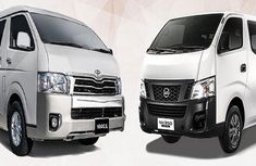 Toyota HiAce Vs Nissan NV350: Clash of the giants