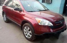 Honda CR-V 2008 Red For Sale