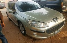 Used Peugeot 407 2007 Green for sale