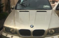 Clean BMW X5 2002 For Sale