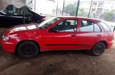 Nissan Almera 1998 Red for sale