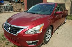 Nissan Maxima 2014 Red for sale