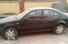 Volkswagen Bora 2000 Black for sale