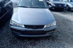 Tokunbo Peugeot 406 2003 Blue For Sale