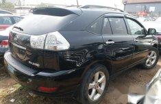 Neat Lexus RX330 2005 Black for sale