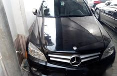 Mercedes-benz C300 2008 Black for sale