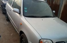 Nissan Micra 2003 Silver for sale