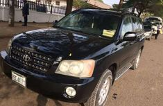 Toyota Highlander Neatly Used  for sale