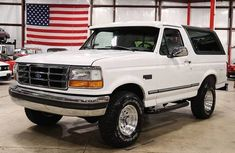 This 1993 Ford Bronco is priced at ₦279 million!