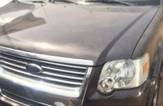 Clean Nigerian Used Ford Explorer 2006 Blackfor sale