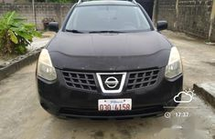 Clean Tokunbo Nissan Rogue 2008 Black