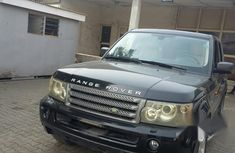 Land Rover Range Rover Sport 2005 Black for sale