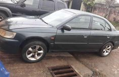 Black Honda Accord 1999 Automatic for sale