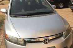 Silver Automatci Honda Civic 2006 for sale