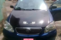 Toyota Corolla Sports 2006 Blue for sale