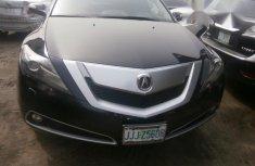 Fantastic Acura ZDX 2011 Blackfor sale