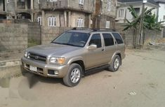 Neat Nissan Pathfinder 2000 Gold For Sale