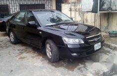 Clean Hyundai Sonata 2007 Black For Sale