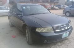 Audi A4 Wagon 2001 Blue for sale