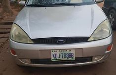 Ford Focus Wagon 2005 Silverfor sale