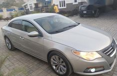 Clean Nigeria Used Volkswagen CC 2012 Gray for sale