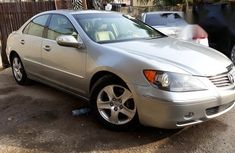Tokunbo Acura RL 2007 Silver for sale