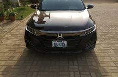 Honda Accord 2018 Black for sale
