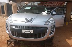 Peugeot 407 2010 Silver for sale