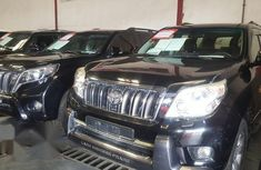 Neat Toyota Land Cruiser Prado 2013 Black for sale