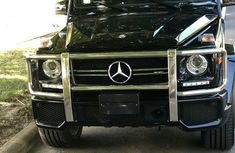 Mercedes-Benz G-Class G63 Wagon 2015 Black for sale