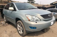 Used Lexus Rx350 2008 Silver for sale