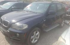 Automatic BMW X5 2008 Sport Utility Vehicle for sale
