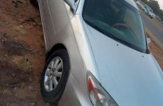 Silver Automatic Toyota camry v6 2004 for sale