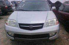 Acura MDX 2003 Silver for sale
