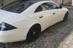 Mercedes Benz CLS 350 2011 White for sale