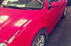 Volkswagen Golf4 2001 Red for sale