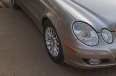 Neatly Used Mercedes-Benz E320 2005 Gold for sale