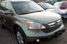 Honda CR-V 2008 Green For Sale
