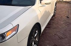 Used Domestic Acura TL 2009 White for sale