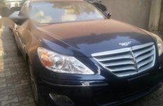 Hyundai Genesis 2011 Black for sale