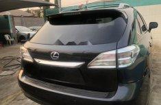 Dark Grey Lexus RX 2010 ₦6,900,000 for sale
