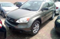 Used Honda CR-V 2008 Green For Sale