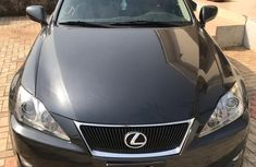 Used Lexus Is250 2008 Gray for sale