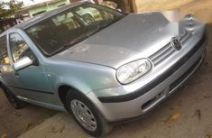 Volkswagen Golf 2003 Silver for sale