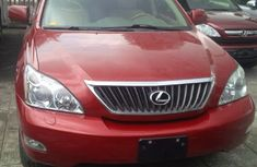 Lexus RX 330 2004 Red for sale